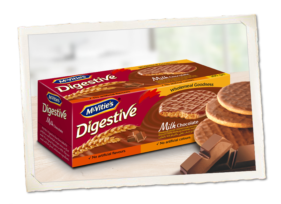 McVitie's Milk Choccolate Digestive 300g
