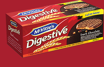 McVitie´s Digestive Dark Chocolate