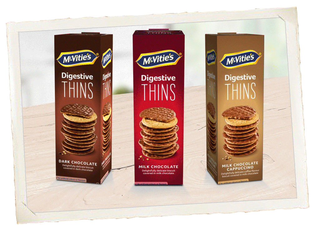 McVities Digestive thins Suomi